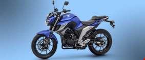 Conheça a nova geração da Yamaha Fazer 250