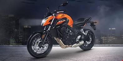 Consórcio de moto Honda CB 650F 2019