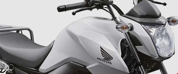 Consórcio de moto Honda CG 160 Cargo 2018