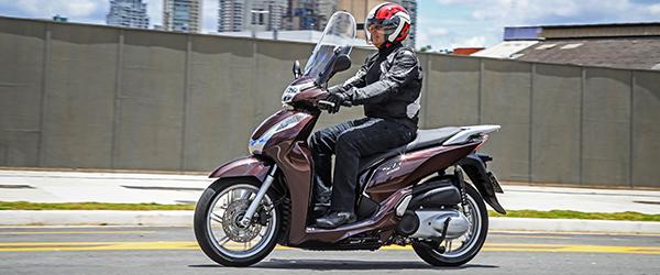 Consórcio de moto SH300i 2018