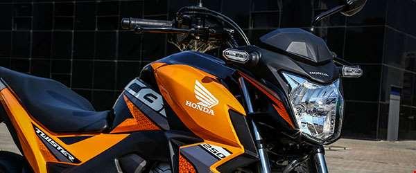 Consórcio de moto Honda CB 250F Twister 2019