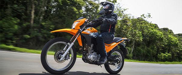 Consórcio de moto Honda NXR Bros ESDD 2019