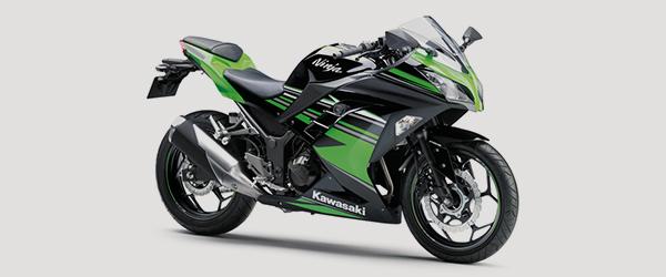 Consórcio de moto Kawasaki Ninja 300 2018