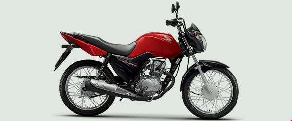Consórcio de moto Honda CG 125i Fan