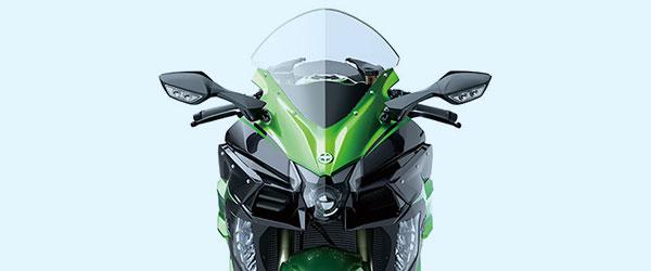 Kawasaki Ninja H2SX SE 2019