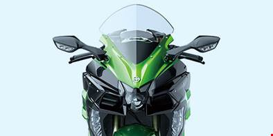 Consórcio de moto Kawasaki Ninja H2SX SE 2019
