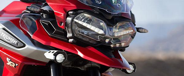 Consórcio de moto Triumph Tiger 1200 2018