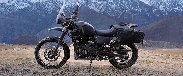 Royal Enfield Himalayan pode ser lançada no segundo semestre