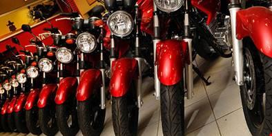 Cresce a produção de motos no Brasil