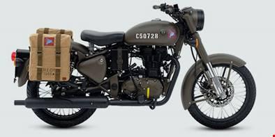 Moto Royal Enfield chega ao Brasil com série limitada