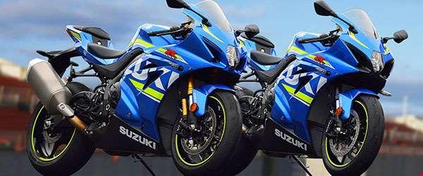 Lançamento: nova Suzuki GSX-R 1000 chega ao Brasil