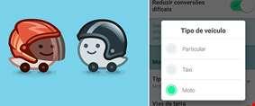 Aplicativo Waze estreia novo recurso para motos